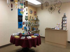 CSLSN gift shop,